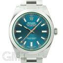 ロレックス ROLEX ミルガウス 116400GV Zブルー 【新品】 【腕時計】【メンズ】 【送料無料】 【あす楽_年中無休】