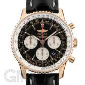 ブライトリング ナビタイマー 01 レッドゴールド ブラック R022B49WBA BREITLING 【新品】【メンズ】 【腕時計】 【送料無料】 【あす楽_年中無休】