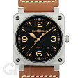 BELL & ROSS ベル&ロス BR BR03-92 GOLDEN HERITAGE 【新品】【腕時計】【メンズ】 【送料無料】 【あす楽_年中無休】