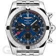 BREITLING ブライトリング クロノマット 44 GMT ブラックアイブルー A042C52PA 【新品】 【腕時計】【メンズ】 【送料無料】 【あす楽_年中無休】