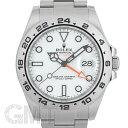 ロレックス エクスプローラー II 216570 ホワイト ランダムシリアル ROLEX 中古メンズ 腕時計 送料無料