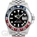 ロレックス GMTマスター II 126710BLRO ブルーレッド ランダムシリアル ROLEX 中古メンズ 腕時計 送料無料