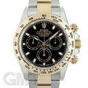 ロレックス デイトナ 116503 ブラック ランダムシリアル ROLEX 中古メンズ 腕時計 送料無料