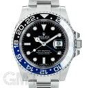 ロレックス GMTマスターII 116710BLNR ランダムシリアル ROLEX 中古メンズ 腕時計 送料無料