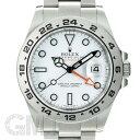 ロレックス エクスプローラー II 216570 ホワイト ROLEX 中古メンズ 腕時計 送料無料