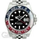 ロレックス GMTマスターII 126710BLRO ランダムシリアル ROLEX 中古メンズ 腕時計 送料無料