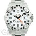 ロレックス エクスプローラー? 216570 ホワイト ランダムシリアル ROLEX 中古メンズ 腕時計 送料無料