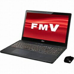 【新品】富士通 FMV LIFEBOOK AH77/M FMVA77MB [シャイニーブラック] [Microsoft Office搭載][在庫...