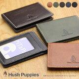 Hush Puppies�ʥϥå���ѥԡ�������ޤ�ѥ������� �����ꥢ��쥶���ڥϥå���ѥԡ� ������� �ѥ������� ��� �ܳ� �쥶�� Leather �� ���� �ѥ����� �����ɥ����� ��� ������ PassCase�ۡ���532P16Jul16��