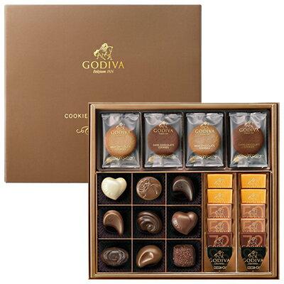 ゴディバ (GODIVA) クッキー&チョコアソート8枚+21粒