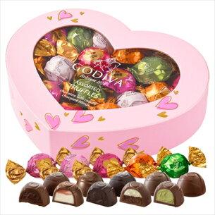 ゴディバ ラッピングチョコレート トリュフアソートメント