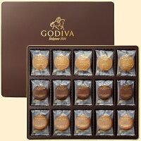 ゴディバ(GODIVA)クッキーアソート55枚