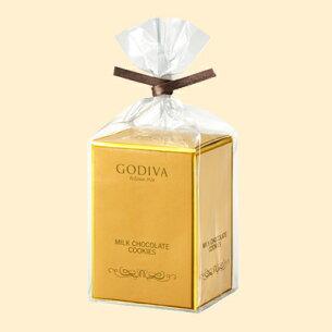 ゴディバ ミルクチョコレートクッキー