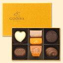 ゴディバ(GODIVA)チョコレート ギフトコレクションゴディバ ゴールドコレクション(7粒入)