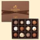 ゴディバ(GODIVA) チョコレート トリュフアソートメントゴディバ トリュフ アソートメント(12粒入)