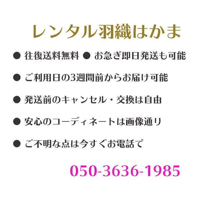 【レンタル】【成人式・卒業式】男性用レンタル紋...の紹介画像2
