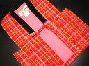 日本製女児用袖無し半纏【3~4歳用】【あす楽】