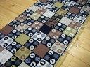長座布団カバー 68×170cm 耐久性の高いYKKファスナー、綾織りの綿100%の耐久性の高い生地を使用しています。