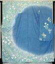 振袖・レンタル【青・青紫・緑系】【RS751】標準/L寸/7号/9号/11号/13号
