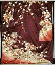 ショッピング格安 【レンタル】振袖レンタル【赤・ピンク・赤紫系】【RS736】標準/L寸/7号/9号/11号/13号