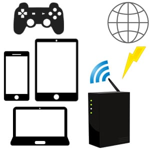 個人/Wi-Fi 接続設定パック