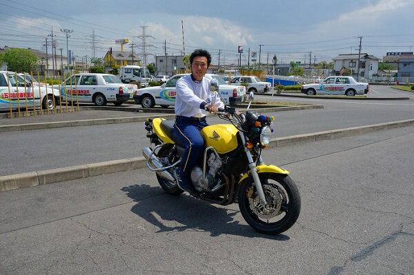 普通二輪【MT】【普通車免許所持】【通学免許】