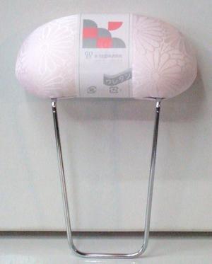 《文庫枕》あづま姿:好#114「日本製」店頭販売価格¥1400(税別)