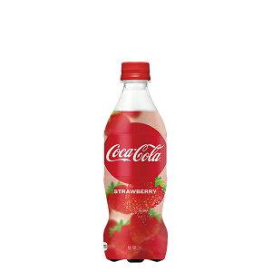 コカ・コーラ コカ・コーラ ストロベリー PET 500ml 2
