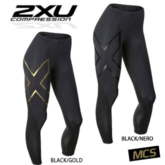 2XU 婦女精英 MCS 壓縮緊身衣 (精英 MCS 壓縮褲襪) 緊身褲