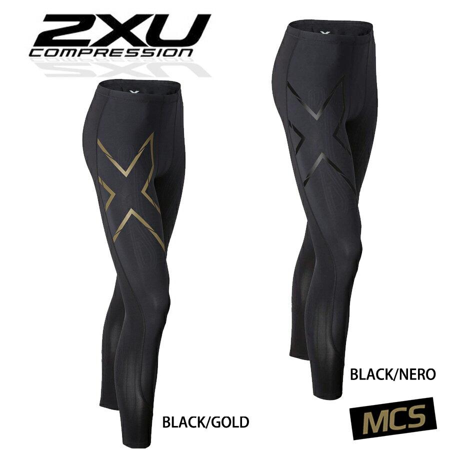 2XU メンズ エリート MCS コンプレッション タイツ(Elite MCS Compression Tights) レギンス