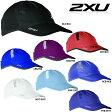 2xu(ツー・タイムズ・ユー) ユニセックス ランキャップ (ランニング用帽子) 〔ランニング キャップ ランニング 帽子 レディース ラン 帽子 ラン キャップ〕