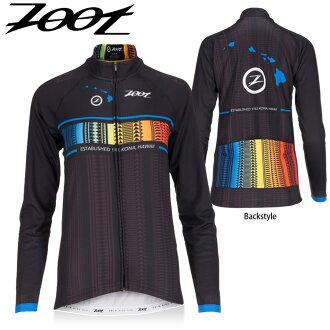 Zoot(zuto)女子的ALI'I周期Thermo運動衫ALI16年齡型號