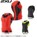 2XU エックスベント(X-VENT) リアジップ トライシングレット(トライアスロン用シャツ)