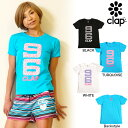 CLAP(クラップ) Tシャツ WAFU|和風なロゴ!クラップ定番ティーシャツ