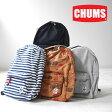 【SALE 30%OFF】チャムス リュック CHUMS Hurricane Day Pack Sweat CH60-0622 バックパック リュックサック デイパック スウェット 無地 ボーダー タイダイ バッグ 鞄 (メンズ レディース)