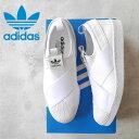 【最大2,000円クーポン発行中 7/4(火)9:59終了】adidas アディダス スーパースター スリッポン Superstar Slip On W S81338 (メンズ レディース)