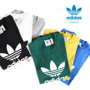 adidas アディダスオリジナルス トレフォイル ロゴTシャツ 三つ葉 (メンズ レディース)