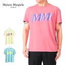 [SALE] Maison Margiela メゾンマルジェラ グラフィックTシャツ 半袖Tシャツ (メンズ)