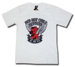 Red Hot Chili Peppers レッチリ Tシャツ レッドホットチリペッパーズ <strong>レッド・ホット・チリ・ペッパーズ</strong> ロックTシャツ バンドTシャツ ロック tシャツ バンド tシャツ氣志團 サマソニ
