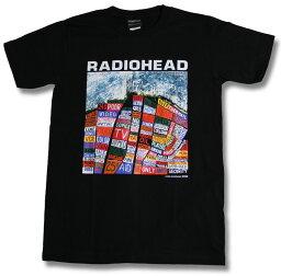 RADIOHEAD <strong>レディオヘッド</strong> Tシャツ バンドTシャツ ロックTシャツ/メンズ/レディース キッズ ユニセックス Rock/band T-SHIRTS【メール便OK】ロックファッション/半袖