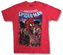 Marvel (マーベル) スパイダーマン Tシャツ Spider Man Tシャツ/メンズ/レディース/T-SHIRTS/ファッション/半袖/映画/ムービー/アメコ..