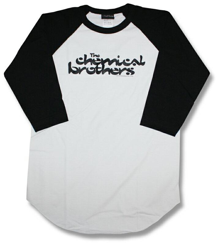 The Chemical Brothers ケミカル・ブラザーズ ラグランTシャツ Tシャツ/バンドTシャツ/ロックTシャツ/Rock/band T-SHIRTS【メール便OK】ロックファッション 七分袖/7分袖/長袖 売れ筋/バーゲン