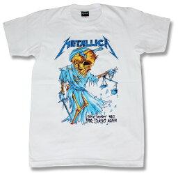 Metallica <strong>メタリカ</strong> Tシャツ ロックTシャツ バンド Tシャツ ファッション ROCK BAND T-SHIRTS ヘヴィメタルTシャツ/メンズ/レディース/ユニセックス メール便OK ヘビメタ 売れ筋 バーゲン 半袖 激安 特価 おすすめ ワンオク TAKA ジャスティン 三代目JSB