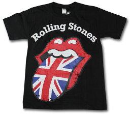 ローリングストーンズ Tシャツ THE ROLLING STONES ザ・ローリング・ストーンズ ユニオンジャック ロック/バンド BAND T-SHIRTS ROCK ファッション メンズ レディース 【メール便OK】 売れ筋