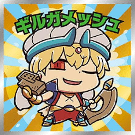 FGOマンチョコ ギルガメッシュ No.14 ビックリマンシリーズ