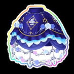 【中古品】アイカツスターズ 星のツバサ 1弾 SPR ロゼッタソーンスカート S1-26