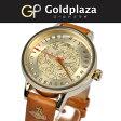 ヴィヴィアン・ウエストウッド Vivienne Westwoodクオーツ式腕時計 VV114GDTN レディース 電池交換済み 6か月間動作保証付【中古】