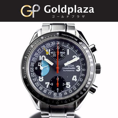 オメガ OMEGA オートマチック腕時計 スピードマスター マーク40AM/PM Ref.3520.53 OH・仕上げ済【中古】