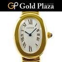 カルティエ ベニュワール K18YG 無垢ブレス W15045D8 クオーツ レディース 腕時計 6...