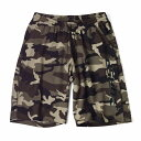 GASP Camo Mesh Shorts(Swedish)GASP カモメッシュショーツ